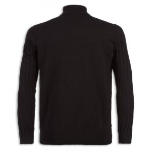 987694613 Official Pullover Sweater Ducati for Man Stealth Black Ducati official shop