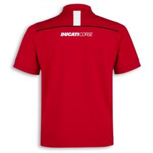 98769498 Polo official Ducati Corse Speed cotton Man Ducati shop online store apparel original merchandise