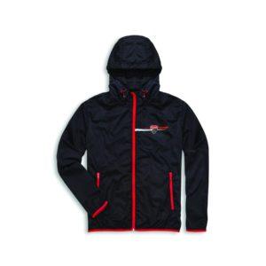 98769737_Rain jacket k-way Ducati Corse Stripe