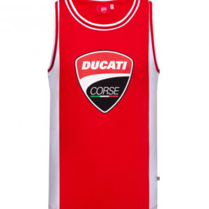 Official Ducati basket tan top red Ducati shop online store original apparel merchandise