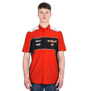 Shirt Official Ducati Corse Team Aruba Racing Superbike Man WSBK18 replica original ducati Shop online store apparel merchandise