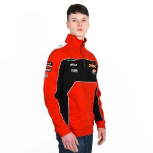Sweatshirt Ducati Aruba SBK Man 19 1/2 zip