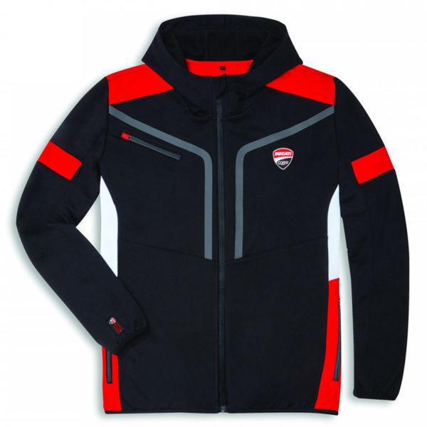 98769903 Felpa Ducati Corse Power Uomo