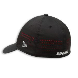 987700712 Cappellino Ducati Corse DC Stretch 20 nero berretto baseball New Era cap hat cappello