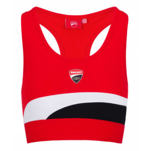 2036015 Ducati Corse Tank Top Fitness Donna Canotta Gym