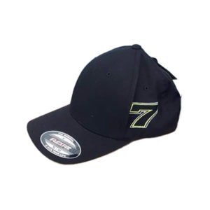 Cap Chaz Davies 7 black man WSBK Official Merchandise