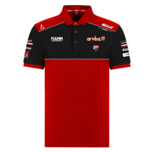 Polo Ducati Aruba WSBK Uomo 2020 Official Superbike