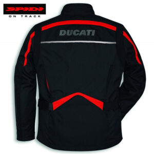 98103693 Giubbino Giacca Jacket cordura Tessuto Tour V2 Ducati Uomo Spidi Sport Touring