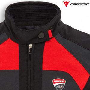 9810378 Giubbino Giacca Jacket cordura Tessuto Ducati Corse C3 Donna Dainese