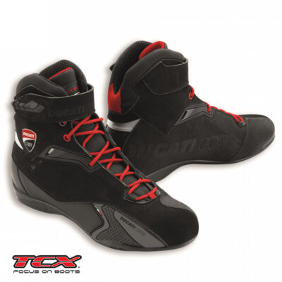 98103854 Stivali bassi tecnici City Ducati Corse boots