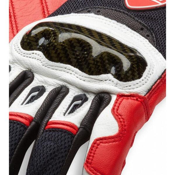 98104211 Guanti pelle-tessuto Ducati CompanyC1 gloves leather