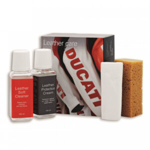 981552910 Kit pulizia pelle Ducati Corse leather Care