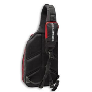 987700615 Zaino monospalla Ducati Corse Freetime 20 tracolla backpack