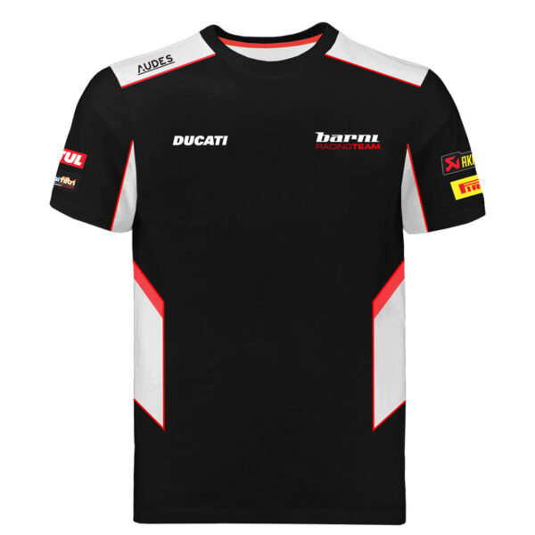 Tshirt Ducati Barni Racing Team Official Superbike