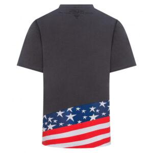 1934002 Tshirt Nicky Hayden 69 GP Champion AmericanFlag
