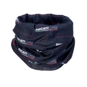 2056007 Scaldacollo necktube Buff Foulard balaclava Ducati Corse