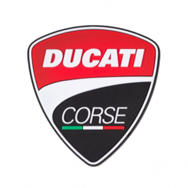 2056008 Magnet Fridge Ducati Corse Official Logo Team