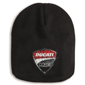 987694971 Cuffia invernale beanie Ducati Corse Scketch