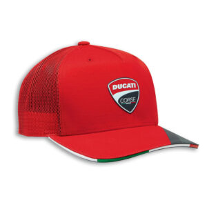 987700140 Cappellino Ducati Corse Replica MotoGP 19 baseball cap berretto ufficiale
