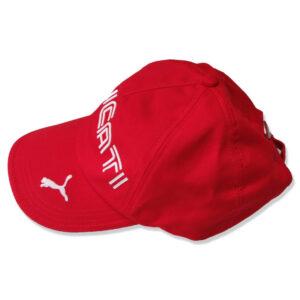 Cappellino Ducati Puma 80s baseball cap visiera curva