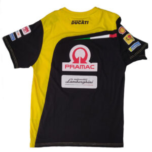 T-shirt Ducati Pramac Lamborghini Mugello Special Edition 19 Uomo