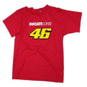 T shirt Ducati Valentino Rossi VR46 Uomo