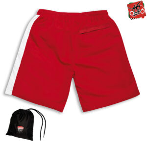 987701623 Costume mare spiaggia Originale Ducati Corse Uomo Shorts Beach Race21 shop ufficiale store online merchandise