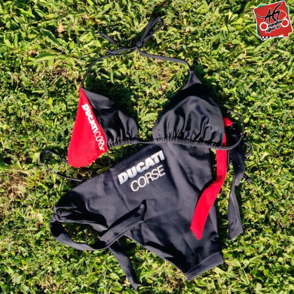 98770163 Bikini Costume Donna originale Ducati shop ufficiale online store merchandise 2021 costume 2 pezzi